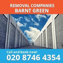 B45 removal company  Barnt Green