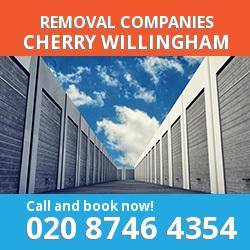 LN3 removal company  Cherry Willingham