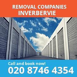 DD10 removal company  Inverbervie