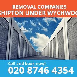OX7 removal company  Shipton-under-Wychwood