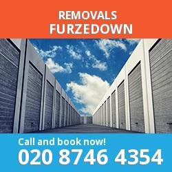 home removals SW16