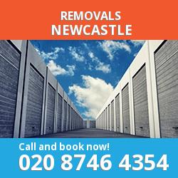 home removals ST5