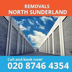 home removals NE68