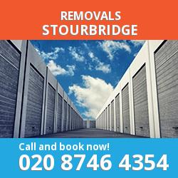 home removals WV2