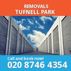 home removals N7