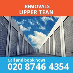 home removals ST10