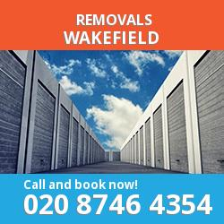 home removals WF1