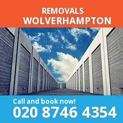 home removals WV11