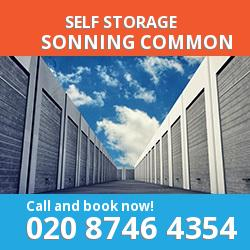 RG4 self storage in Sonning Common