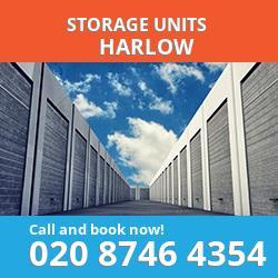 Harlow  storage units CM17