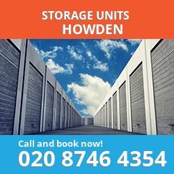 Howden  storage units DN14