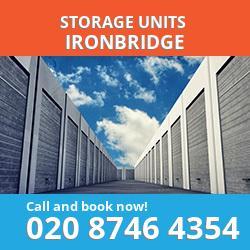 Ironbridge  storage units TF8