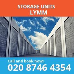 Lymm  storage units WA13