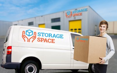 About Storage Space