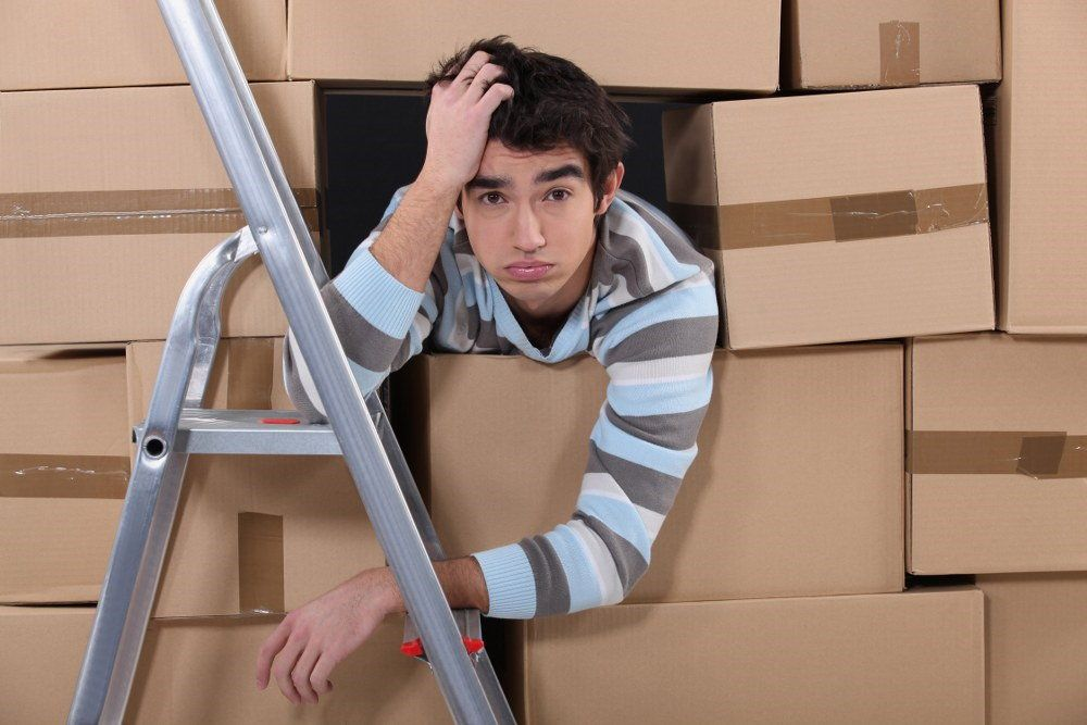 avoid stress during relocation