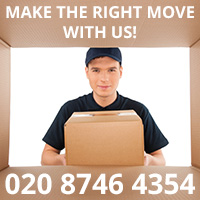 Best Moving and Storage Provider in Kensal Rise
