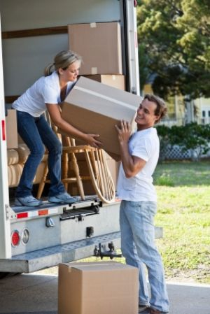 furniture removals  Kingsteignton