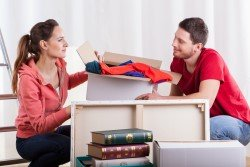 Preparing Moving House Checklist